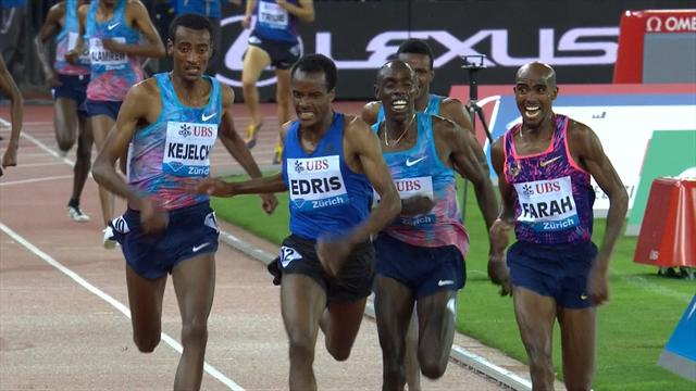 Final lap highlights: Mo Farah signs off in style