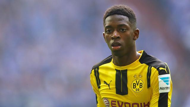Dembele close to sealing Barcelona move