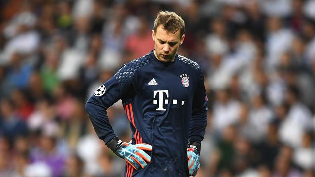 buy popular e8ee7 fe8ee Germany keeper Neuer to miss World Cup qualifiers - World ...