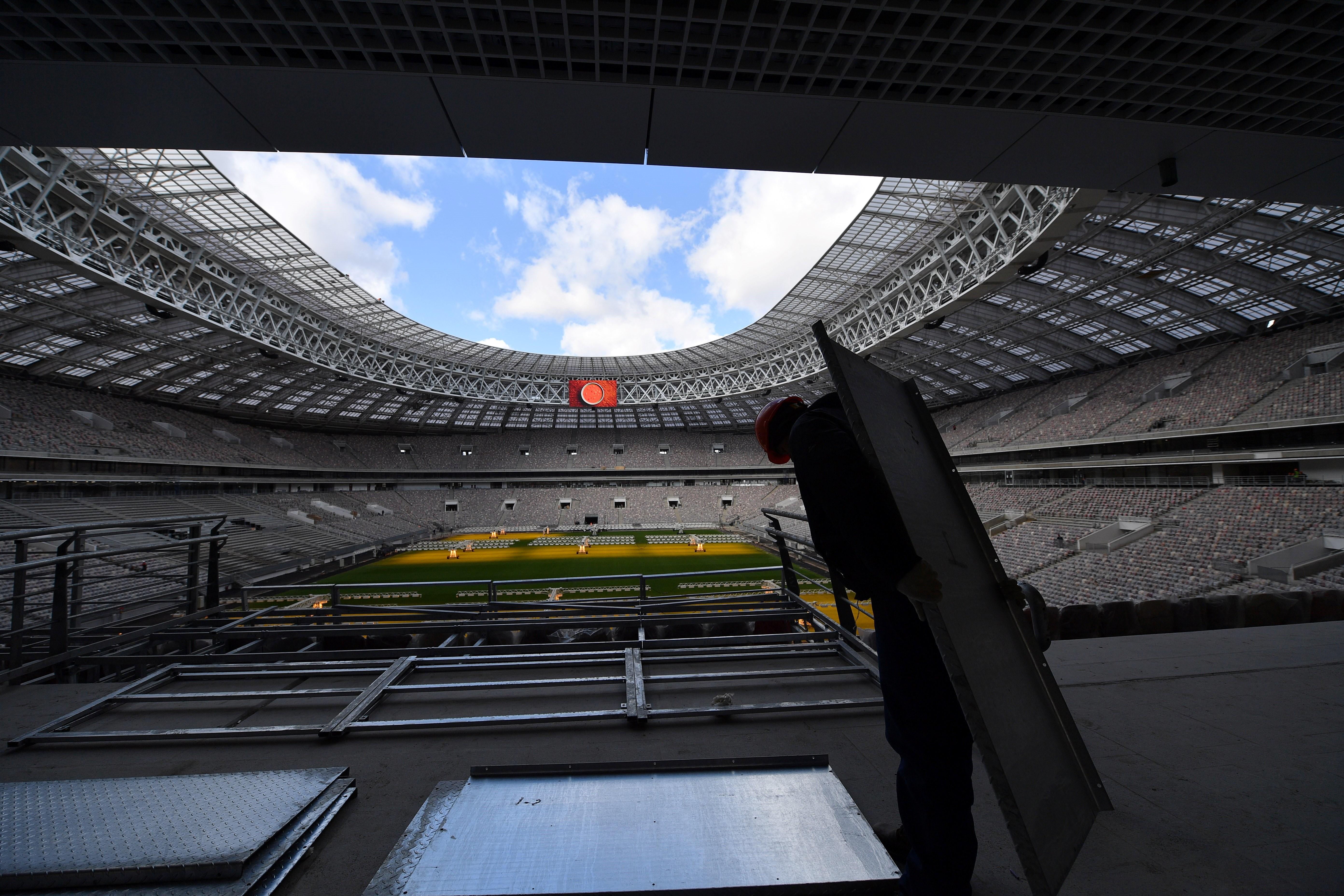 «Аргентина»: «Лужники» раскроются 10ноября матчем «Россия»