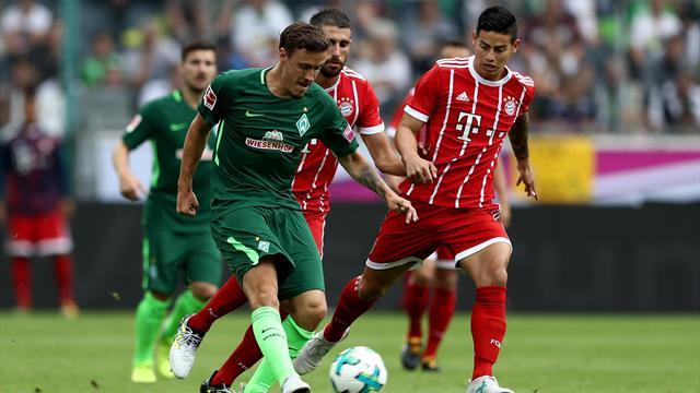 Werder-Bayern, 183, Piszczek : Les 5 choses à savoir sur la 2e journée de Bundesliga