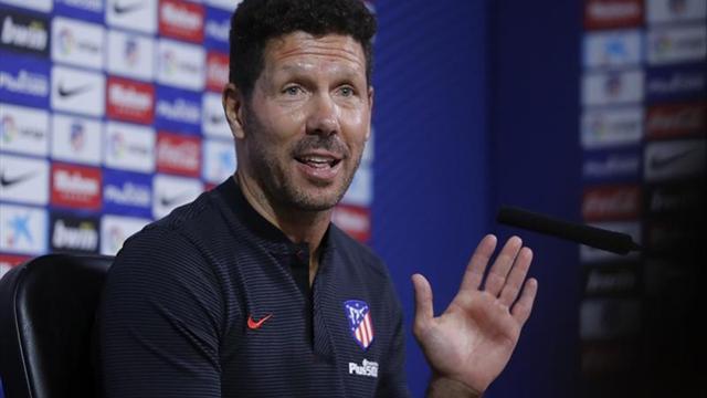 Las Palmas vs Atlético EN EXCLUSIVA por TDN — La Liga