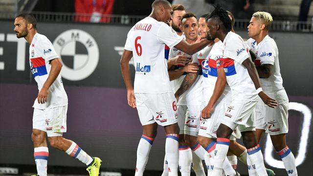 Lyon pas gâté, Nice et Marseille épargnés
