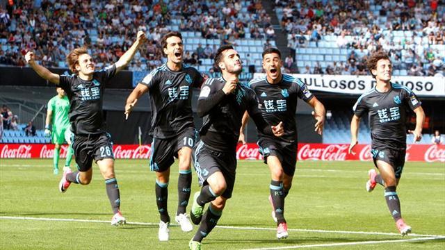 Dos rivales con experiencia europea para la Real Sociedad en el grupo L