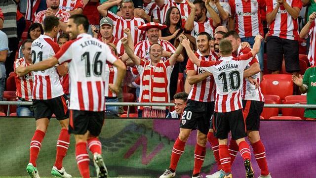 Grupo cómodo con rivales casi desconocidos para el Athletic