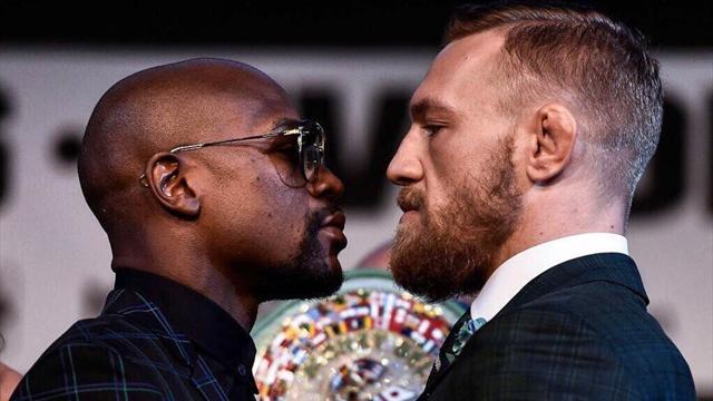 """Tutti i numeri di Mayweather-McGregor, il """"Money fight"""" di Las Vegas"""