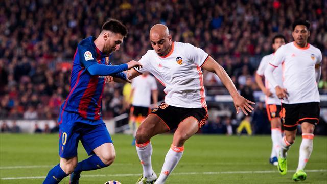 Футболист «Валенсии» Абденнур достиг соглашения опереходе в«Зенит»