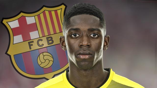 Dembélé au Barça : le tweet prémonitoire d'un de ses coéquipiers à Rennes