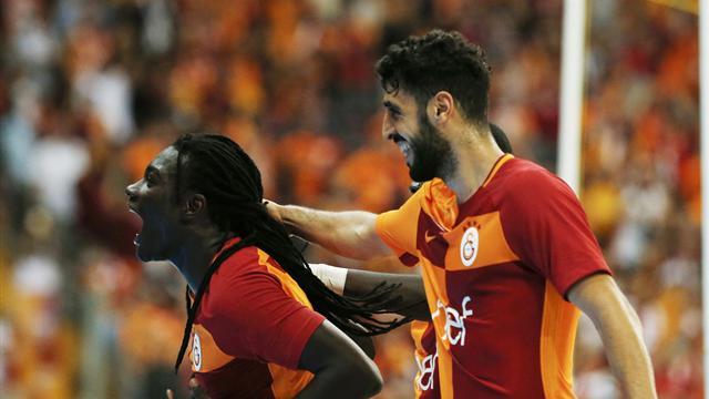 Derbi öncesinde Galatasaray'da Tolga Ciğerci seferberliği