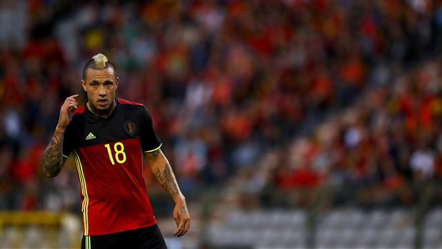 Наингголан завершил выступления всборной Бельгии из-за Роберто Мартинеса