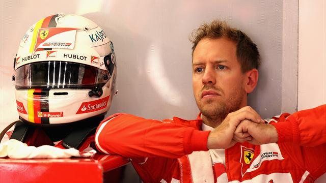 Феттель продлил контракт с Ferrari до 2020 года