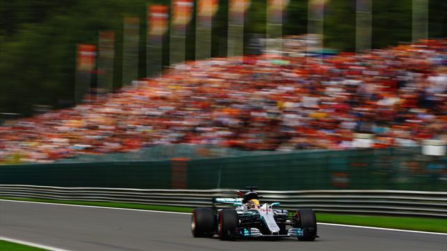 Hamilton en pole, Ocon et Grosjean en embuscade : les clés de la course