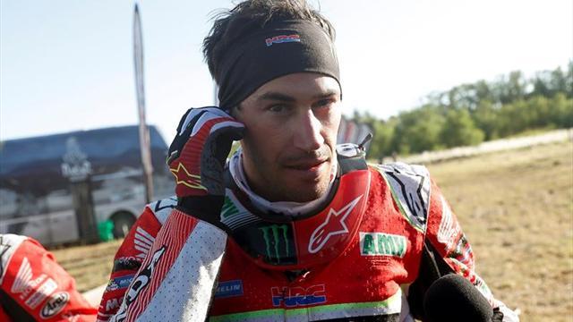 Barreda se perderá el rally Desafío Ruta 40 por una lesión en la muñeca