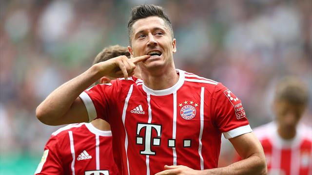 FC Bayern München - VfL Wolfsburg live im TV und im Eurosport Player