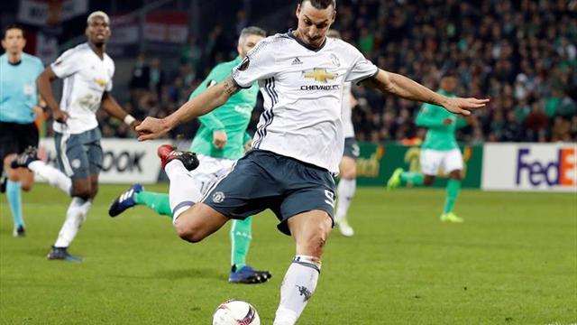 """Ibrahimovic: """"Soy el Conor McGregor del fútbol"""""""