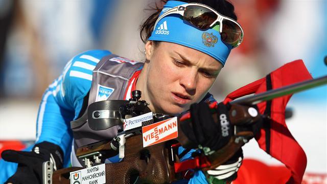 Слепцова завершит карьеру после ЧМ по летнему биатлону