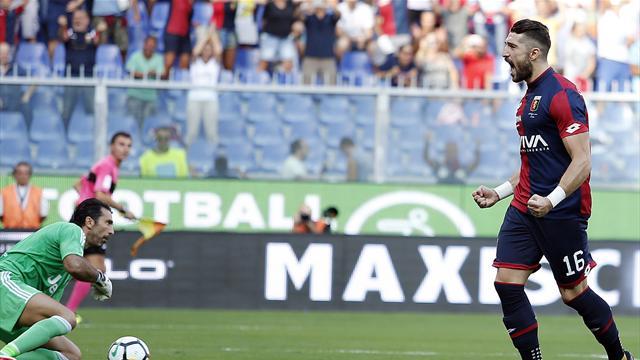 Juventus-Genoa, le formazioni ufficiali: Douglas Costa dal 1'