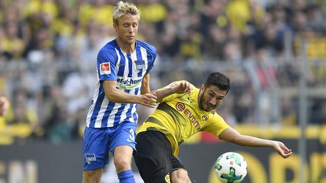 Nedtur for Jarstein og Skjelbred mot Dortmund