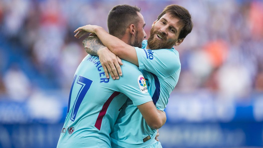 Lionel Messi Reaches Another Milestone As Barcelona Down Alaves