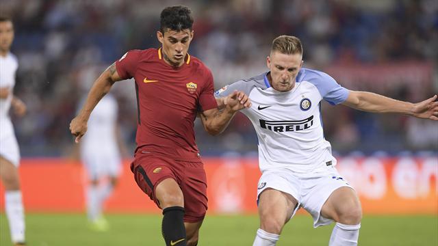 Roma-Inter 1-3, Di Francesco: