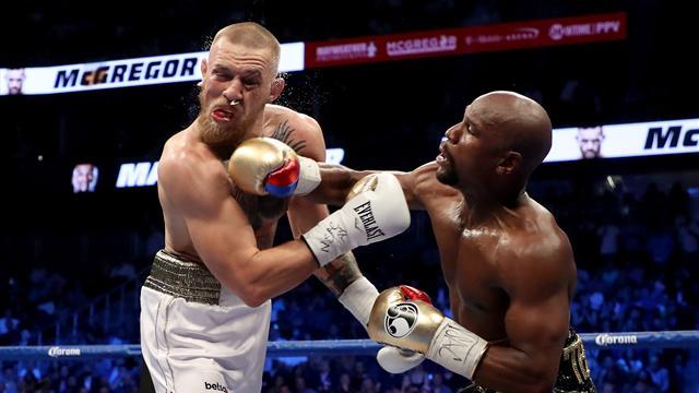Floyd Mayweather vs Conor McGregor: Se impuso la lógica