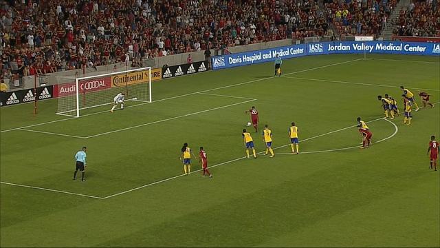 VIDEO - MLS : Le Real Salt Lake écrase le Colorado Rapids (4-1)
