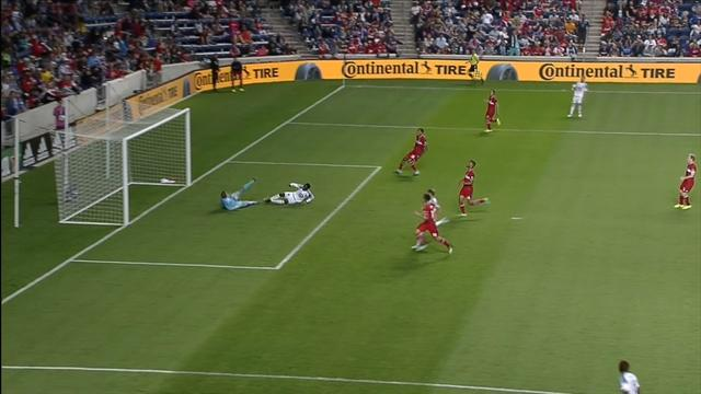MLS: gli highlights di Chicago Fire-Minnesota United