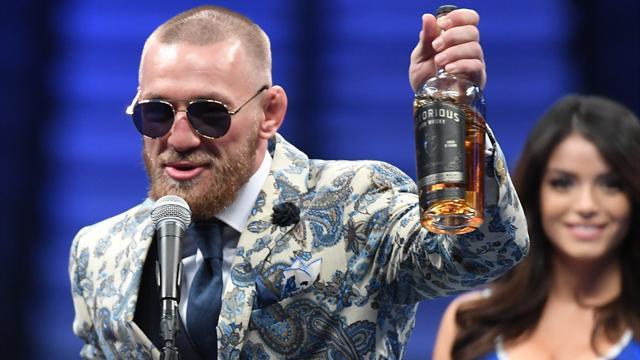 McGregor n'exclut pas de continuer à boxer