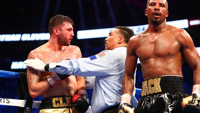 Nathan Cleverly loses WBA light-heavyweight title to Badou Jack