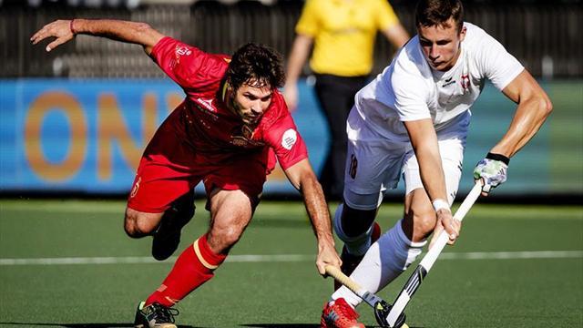2-1. España derrota a Polonia y consigue la quinta plaza