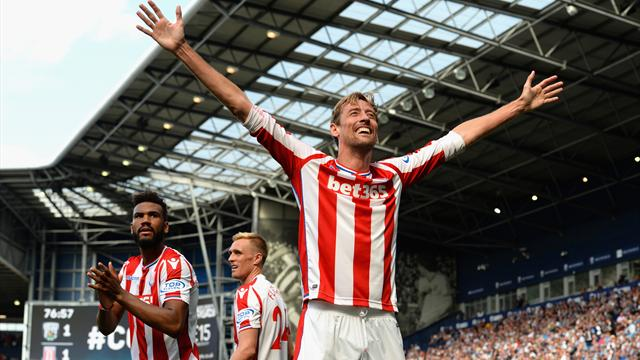 Stoke City, tueur de géants