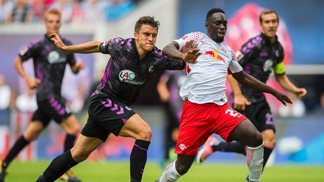 Avec un Augustin décisif, Leipzig lance sa saison avec un large succès contre Fribourg
