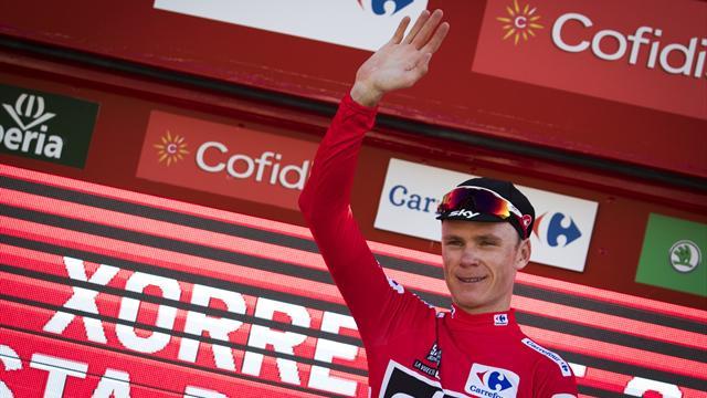 Фрум выиграл девятый этап