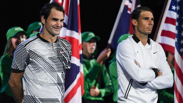 Nadal sur un éventuel choc contre Federer: «C'est peut-être le match qui nous manque»
