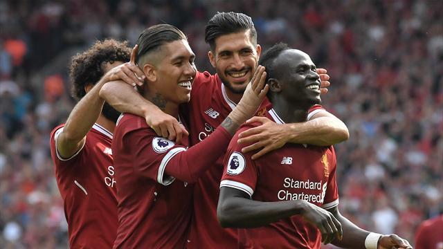 Liverpool a littéralement écrabouillé Arsenal