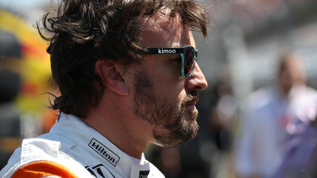 Alonso saldrá último en Italia al cambiar el motor