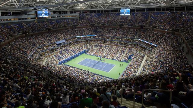US Open: Ansetzungen 1. Tag | Auftakt mit Federer, Djokovic, Kerber, Williams