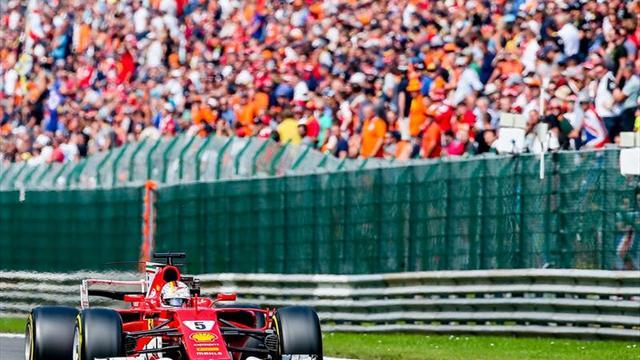 Lewis Hamilton alcanzará 200 Grandes Premios de F1 en Bélgica