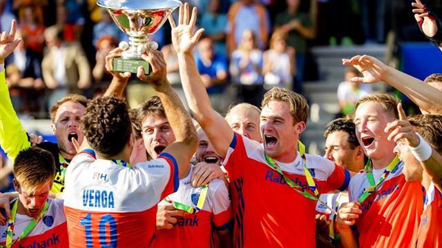 Holanda completa el doblete con el triunfo en hombres