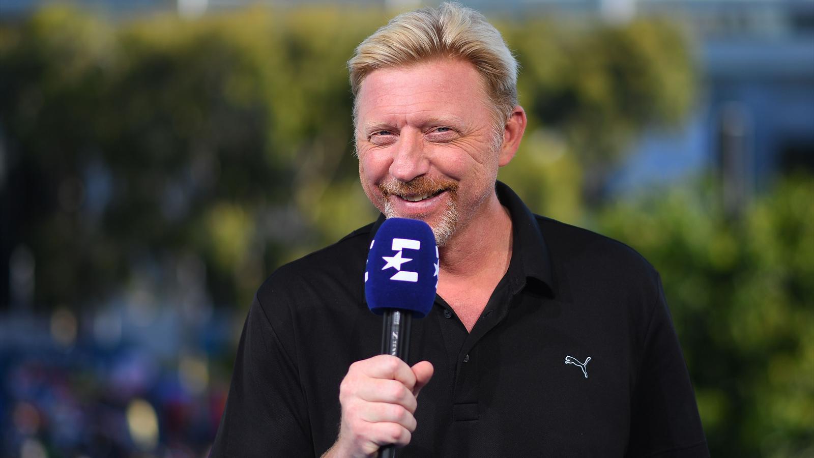 Boris Becker Weltrangliste