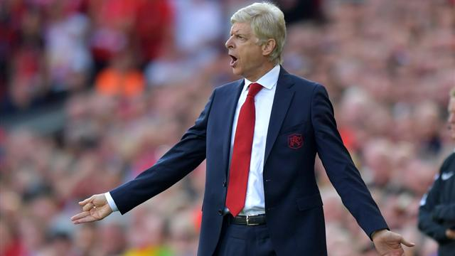 Wenger : »Notre performance n'est pas acceptable à ce niveau»