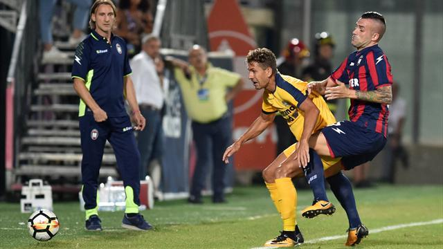 Hellas Verona, la conferenza stampa di Fabio Pecchia