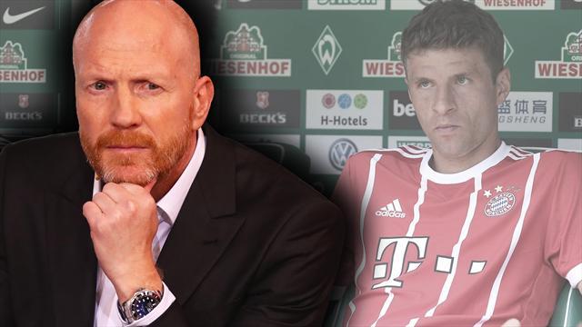 Müllers Bank-Frust: So denkt Eurosport-Experte Sammer darüber