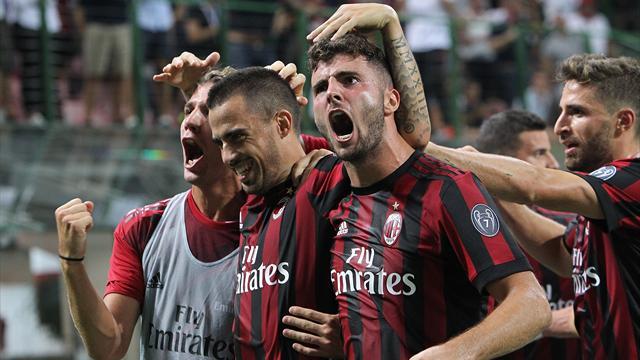 L'AC Milan et Naples tiennent le rythme