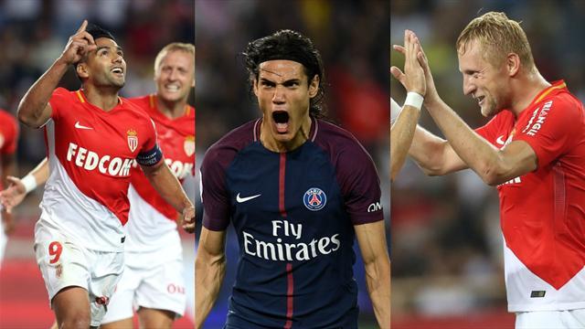Falcao, Cavani, Glik… Votez pour le meilleur joueur de la 4e journée de Ligue 1