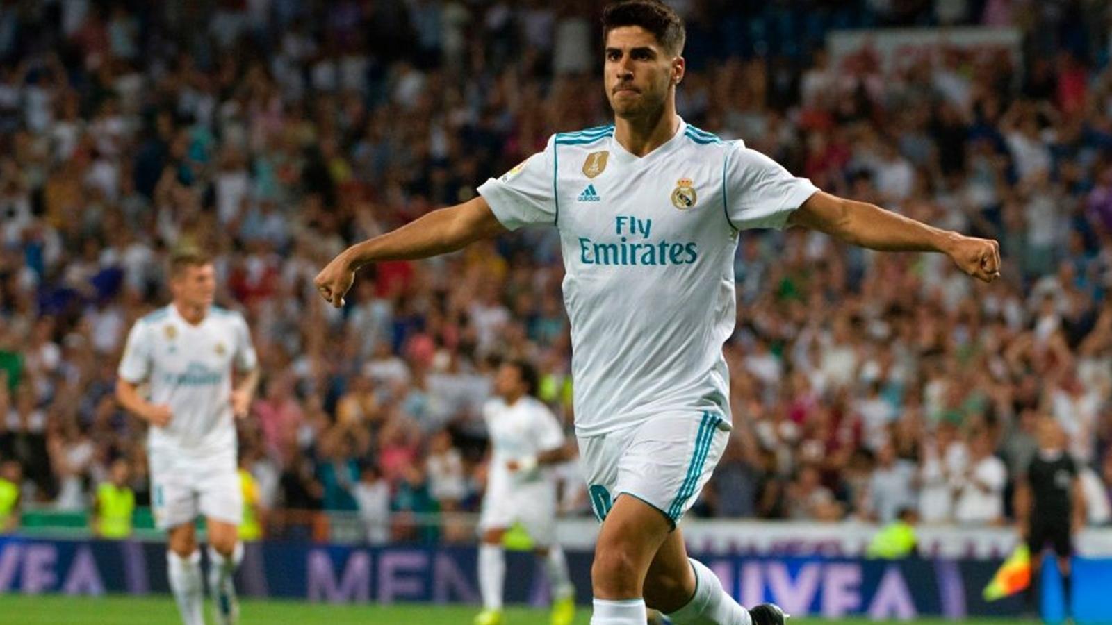 Marco Asensio named best U-21 player ahead of Dele Alli and Kylian Mbappe
