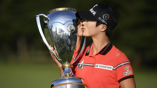 Park adds Canadian title to resume