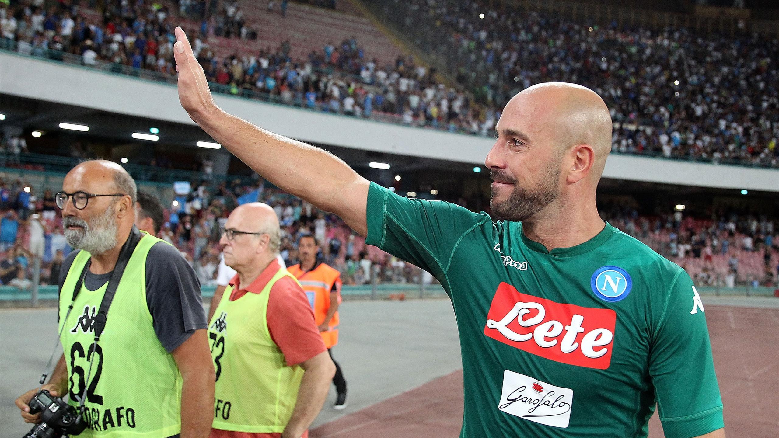 Seconda Maglia AC Milan PEPE REINA