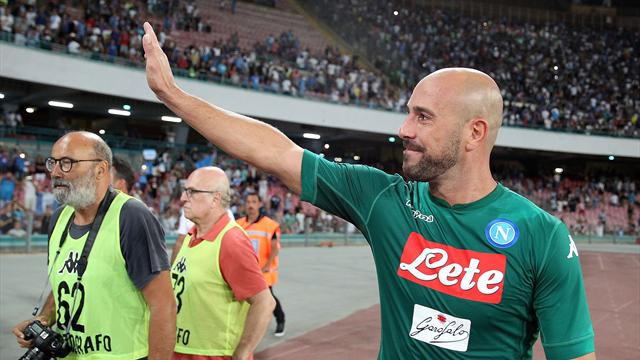 La Gazzetta dello Sport: Рейна перейдет из «Наполи» в «Милан» на правах свободного агента