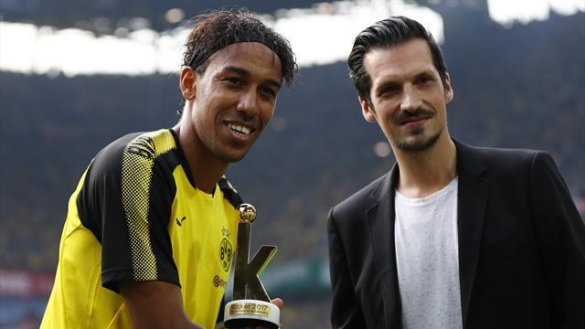 """Sammer lobt Aubameyang: """"Er verkörpert Dortmunder Tugenden"""""""
